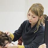 美容科/2014年入学 荒川 千佳 さん 茨城県立境高等学校 卒業